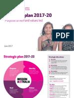 Strategic Plan 2017 2020