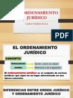 ORDENAMIENTO JURIDICO