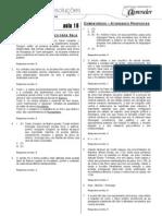 Português - Caderno de Resoluções - Apostila Volume 4 - Pré-Universitário - port4 aula18