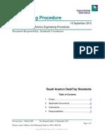 SAEP-134_Preparation of Saudi Aramco Engineering Procedures