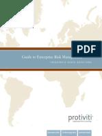 Guide to Enterprise Risk Management [2006]
