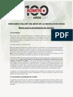 Documento BASES