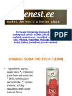 Mahepood | Ökopood | Joogid | Stevia | Ksülitool | Maiustused | Vegan | greenest.ee