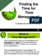 2_Time Management Presentation
