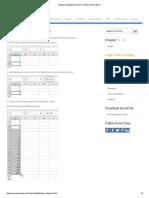 1.1.1 Fibonacci Sequence in Excel - EASY Excel Tutorial