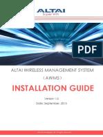 TPS13-009_rev1.0_AWMS_Installation_Guide_v3.2.5.0