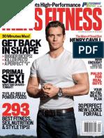 Men_s Fitness USA - September 2016