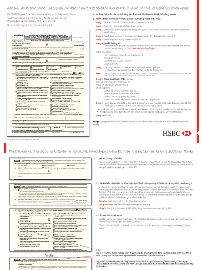 Hsbc Ho Chi Minh Branch Code