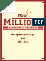 UAS Manajemen Stratejik 2014 2015
