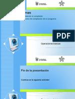 LenguajesdeprogramacionC_nivel1 Unidad2 01 Instal an Do or El or