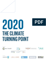 2020 the Climate Turning Point