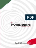 Catalogo Generale EvoluzioniCeramiche 2015