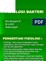 3.Fisiologi Bakteri, 6 Maret 2014