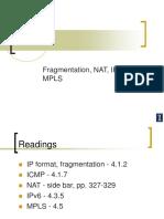MPLS, IPV6