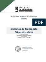 8809-2-Sistemas de Transporte-30 Puntos Clave