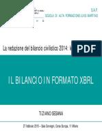 Il Bilancio in Formato Xbrl Stamparre