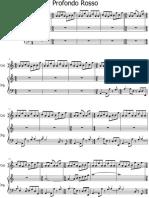 Profondo Rosso - Piano e violino