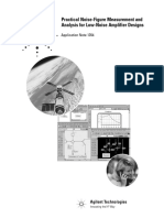 Practical Noise-Figure Measurement and Analysis for Low_Noise Amplifier Design