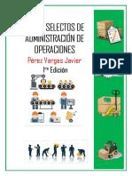 Administración de las Operaciones
