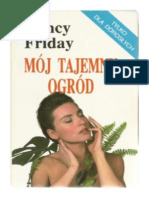 Nancy Friday - Tom 1  Mój Tajemny Ogród