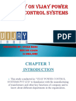 Ppt Vijay Power Control Systems