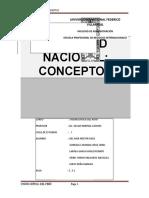 Identidad Nacional Vision Critica Del Perú