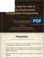 Zakat and Its Role in Poverty Eradication Bangladesh Perspective