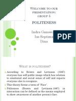 presentationofpoliteness-121226025718-phpapp01.pptx