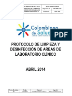 POES PROTOCOLO DE LIMPIEZA Y DESINFECCION DE AREAS.pdf
