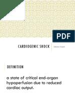 cardiogenik syok