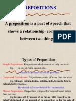 Preposition Civil