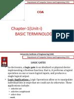 Chapter1 Basic Terminology