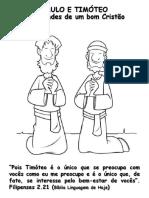 Paulo e Timo