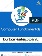 Computer Fundamentals Tutorial