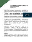 Desarrollo Humano y Economico en La Argentina - Lic . German Ruggio