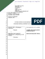 Oakley Inc. v. Trillion Top - Complaint