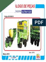 Catalogo Peças Ultra Flex e Ultra Flex Suprema