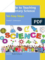A Guide to Teaching Elementary Science