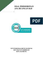 PROPOSAL PUSKESMAS IGD.docx