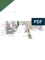 Urbanismo Plano General Lima Escal