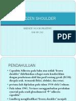 rozen Shoulder