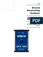 Gpa 1000 v15 Users Manual 3 2