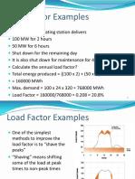 Average load, load+factor, demand factor and diversity factor easy slides