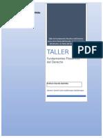 Taller Filosofía_Daniel Quilahueque_Sección Vespertino