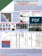 Palaeoclimatic studies from NE Arabian Sea