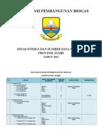 DATALOKASIPEMBANGUNANBIOGAS(kepaladinas)yangakandibangun2013