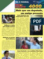 Jonas Donizette e o seu compromisso com Porto Feliz