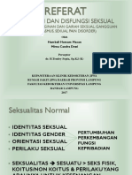 Referat Jiwa disfungsi sexual