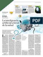 La Inteligencia Artificial a Favor de La Salud