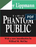 Walter-Lippmann_The Phantom Public